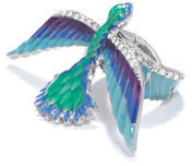 Rachel Roy City Bird Cocktail Ring