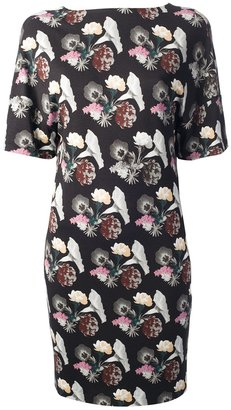 Cacharel floral print dress