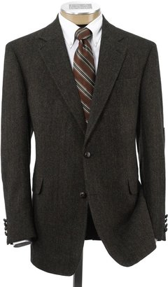 Jos. A. Bank Heritage Tweed Herringbone 2-Button Sportcoat- Sizes 48-52