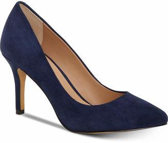 e4e36b7c67 INC International Concepts I.n.c. Women Zitah Pointed Toe Pumps, Women Shoes