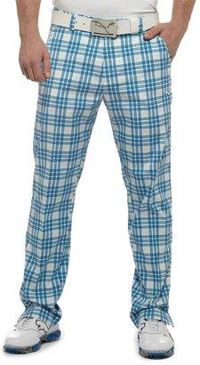 Puma Tech Plaid Golf Pants
