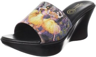Icon Women's Lea Wedge Slide