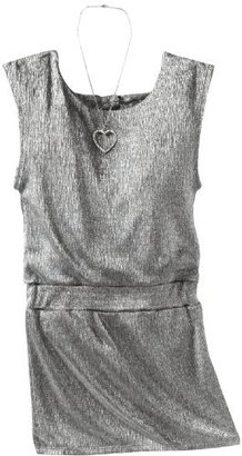 My Michelle Girls 7-16 Soft Shimmer Dress