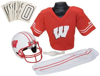 Franklin Sports Franklin Wisconsin Badgers Football Uniform