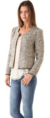 Rory Beca Kamel Tweed Jacket