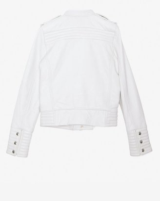 IRO Quilted Leather Jacket