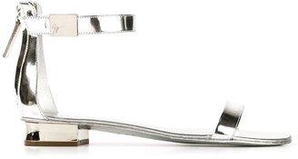 Giuseppe Zanotti Design metallic sandals