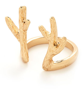Antler to Your Questions Ring