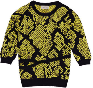 Preen Slice Sweater