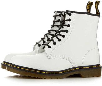 Dr. Martens Original White Boots