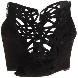 Schutz Carlee (Black) - Footwear