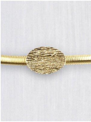 Juicy Couture Tinley Road Elastic Metal Belt