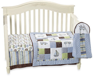Kids Line Kidsline™ Mosaic 8-Piece Crib Bedding Set