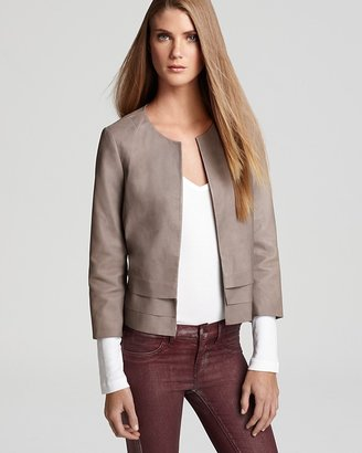 Joie Jacket - Merril Feather Leather
