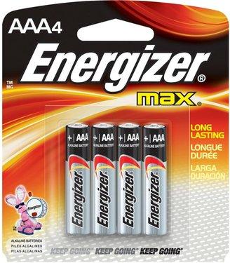 Energizer Max Alkaline Batteries, AAA