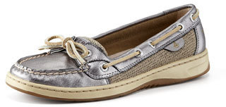 Sperry Angelfish Metallic Slip-On