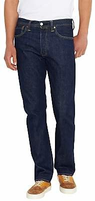 Levi's 501 Original Straight Jeans, One Wash