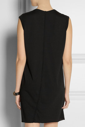 Rick Owens LILIES stretch-jersey tunic