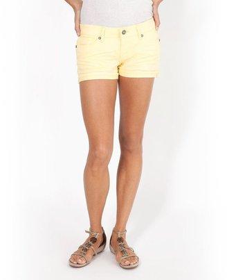 Levi's color shortie shorts - juniors