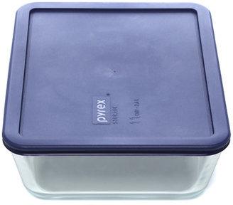Pyrex Storage Plus 11 Cup Rectangular Dish with Lid (Set of 2)