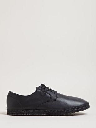 Yohji Yamamoto Men's Plaited Outer Sole Shoes