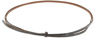 Maison Martin Margiela skinny wrap belt