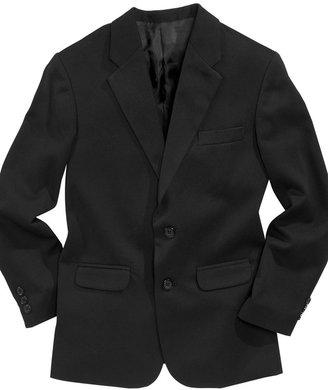 Izod Boys' Husky Fit Two-Button Blazer
