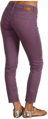 Mavi Jeans Serena Low-Rise Super Skinny Ankle in Lilac (Lilac) - Apparel