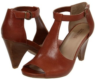 Kenneth Cole Reaction Roll Off (Sienna Leather) - Footwear