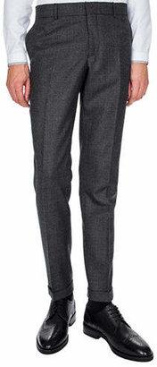 The Kooples Wool Tweed Suit Pants