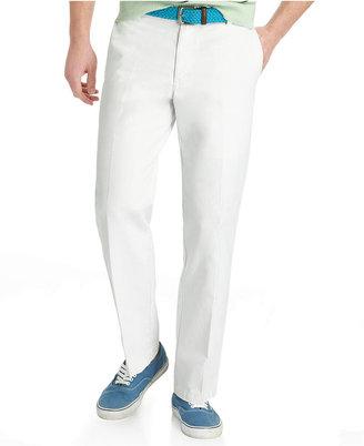 Izod Pants, Saltwater Straight-Fit Chino Pants