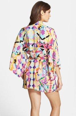 Josie 'Rive Gauche Chic' Happy Coat Robe