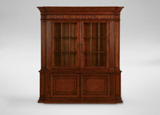 Ethan Allen Kentmere China Cabinet