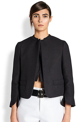 Jil Sander Ricci Crop Jacket
