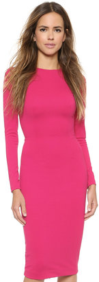 5th & Mercer Long Sleeve Dress $250 thestylecure.com