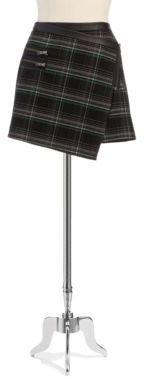 LOVE ADY Asymmterical Mini Skirt