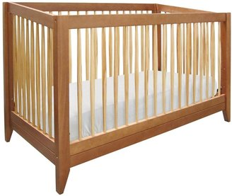 DaVinci Highland 4 in1 Convertible Crib w/Toddler Rail- Natural