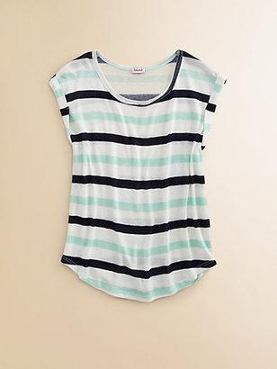 Splendid Girl's Striped Tunic