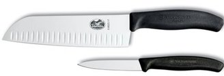 Swiss Army Victorinox 2-pc. Swiss Classic Santoku Knife Starter Set