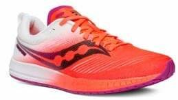 Saucony Run Fastwitch 9 Lace-Up Sneakers