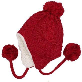 Dearfoams Women's Mini Cable Hat