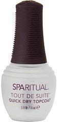 SpaRitual Tout De Suite® Quick Dry Topcoat