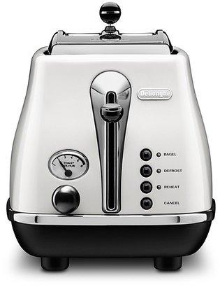 De'Longhi Vintage 2-Slice Toaster