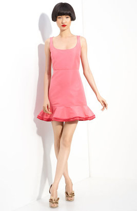 RED Valentino Taffeta Dress