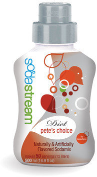 Sodastream Diet Dr. Pete Soda SodaMix (Set of 4)