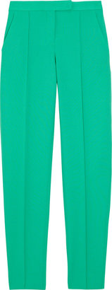 A.L.C. Jaspar cropped wool-blend skinny pants
