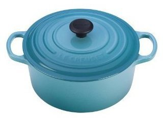 Le Creuset 3-1/2 Qt Signature Round French Oven, Cherry