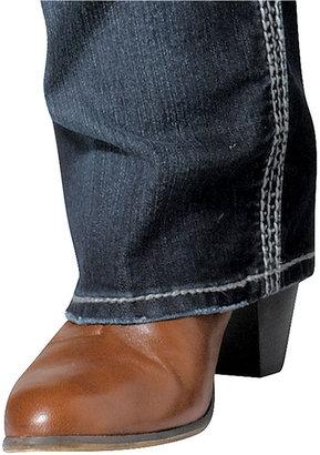Silver Jeans Plus Size Tuesday Skinny-Leg Jeans, Indigo Wash