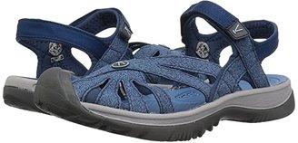 Keen Rose Sandal (Blue Opal/Provincial Blue) Women's Shoes