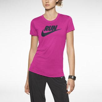 Nike Legend Run Swoosh Women's T-Shirt